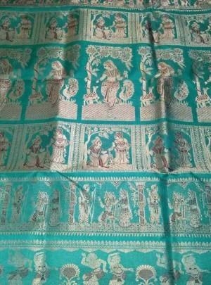 Bishnupuri Baluchari Sarees