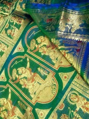 Swarnachari Saree Online with price