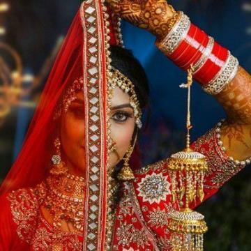 Significance Of Red In Hindu Wedding