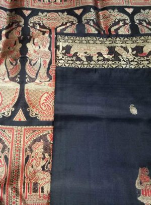 Gorgeous Swarnachari Saree Online