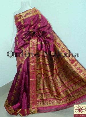 Baluchari-Silk-Saree-Online