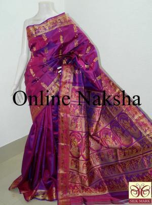 Baluchari Silk