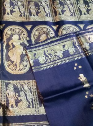 Latest Swarnachari Sarees Online