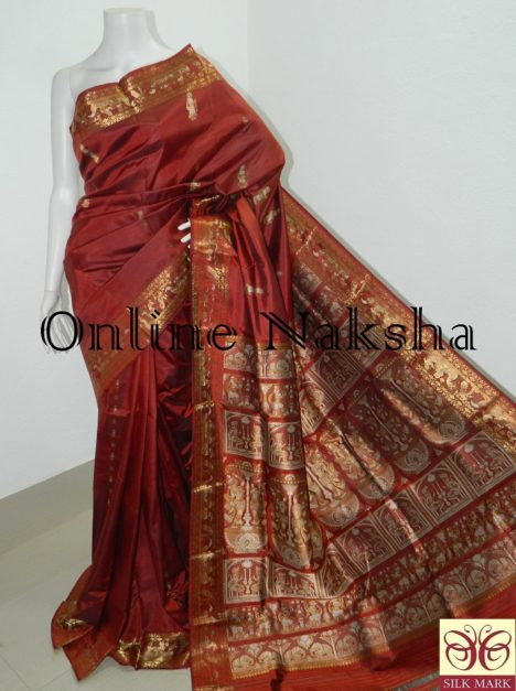 Swarnachari Saree
