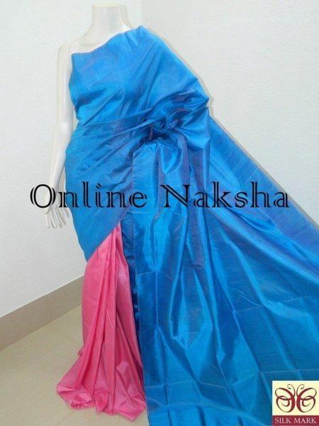 Pure Silk Handloom Sarees