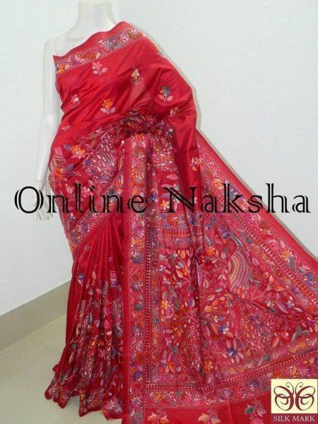Handloom Nakshi Kantha