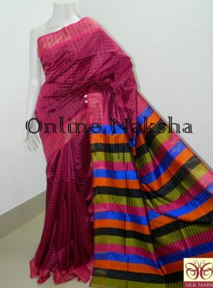 Pure Silk Designer Handloom Sarees