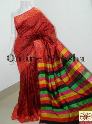 Designer Handloom Pattu Sari Online