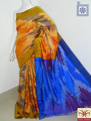 Designer Handloom Pattu Sari