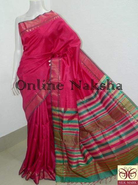 Handloom Pattu Sari