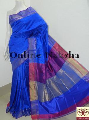 Handloom Pure Silk Sari