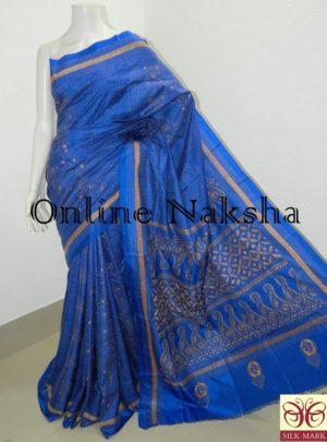 Traditional Bengal Kantha Saree Online