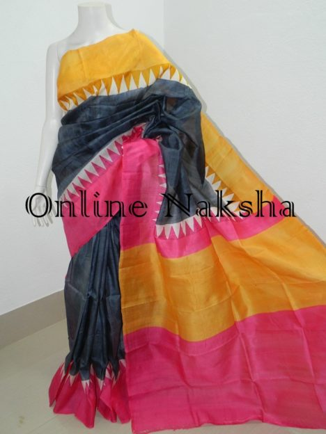 Latest Pure Silk Saree Online