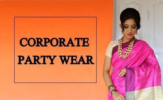 CORPORATE PARTY WEAR