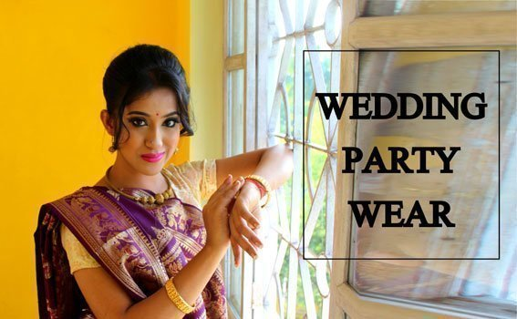 WEDDING PARTY WEAR