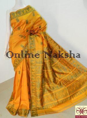 Traditional Baluchari Silk Sari Online