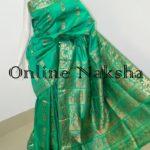 Bishnupuri Sournchari Pure Silk Saree