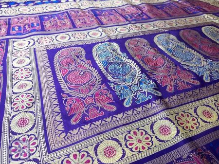 Baluchari saree with price