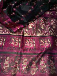 Bishnupuri Baluchari Sarees Online
