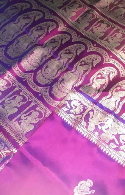 Baluchari Silk Sarees Online