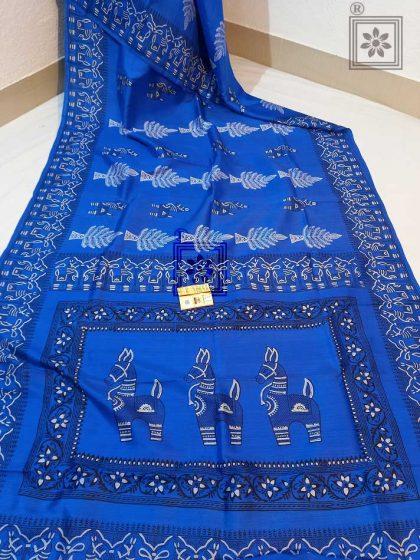 Handloom Pure Silk
