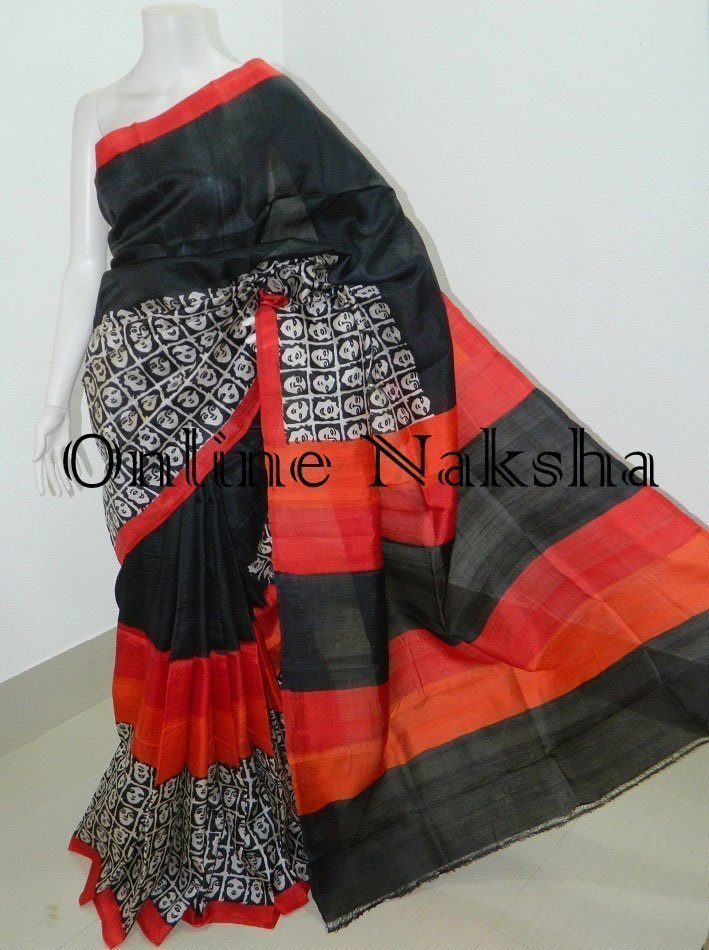 3cfa2d4cd6 Buy Handloom Pure silk Sarees | SILK MARKED | OnlineNaksha