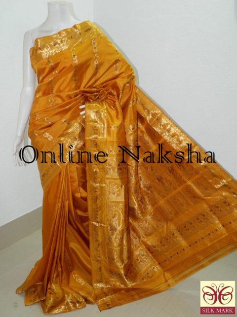 Swarnachari Silk Saree