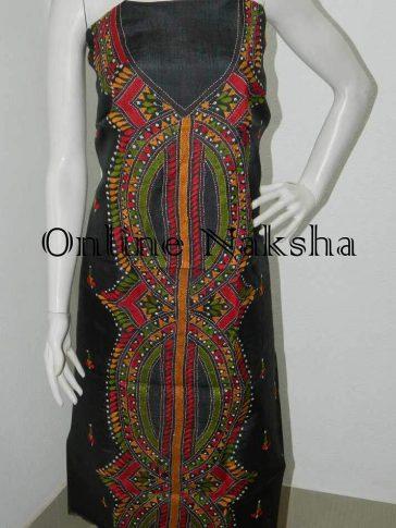 Latest Embroidery Kurti Design