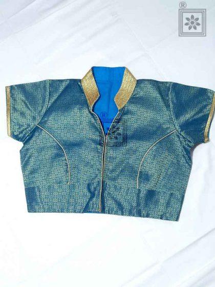 Cotton Collar Blouse