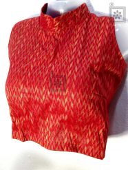 Designer Blouse With Collar