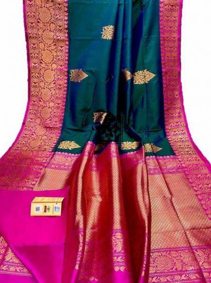 Katan Banarasi Saree Online