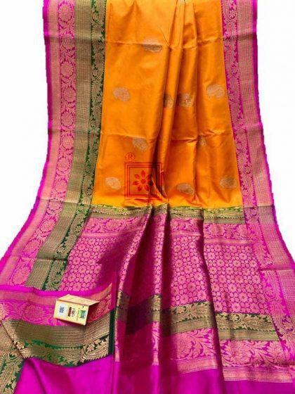 Katan Banarasi Saree