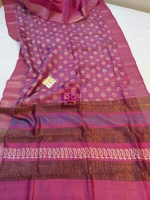 Buy Pure Tussar Saree Online in India