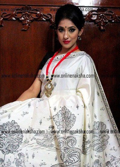 Patachitra Saree
